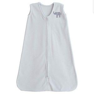 Microfleece sleep sack for infant 0-6 month EUC